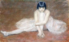 Pierre Carrier-Belleuse - The Ballet Dancer