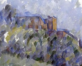 Paul Cezanne - The Black House