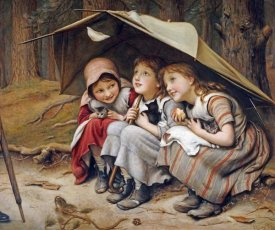 Joseph Clark - Three Little Kittens