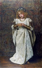 John Collier - The Child Bride