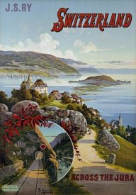 Hugo d'Alesi - Switzerland Across The Jura