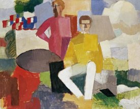 Roger De La Fresnaye - The Fourteenth of July