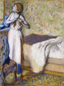 Edgar Degas - Morning Toilet