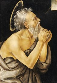 Filippino Lippi Fillippino Lippi - Saint Jerome