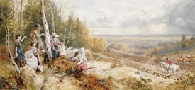 Myles Birket Foster - The Meet