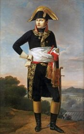 French School - Portrait of Napoleon