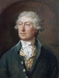 Thomas Gainsborough - Portrait of the Artist