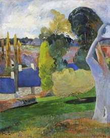 Paul Gauguin - Farm In Brittany II