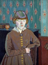 Harold Gilman - Miss Ruth Doggett