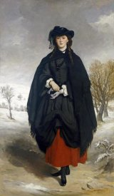 Sir Francis Grant - Portrait of Daisy Grant, The Artist's Daughter