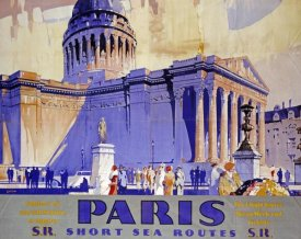 Griffin - Paris, Southern Railway