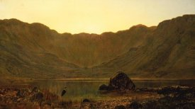 John Atkinson Grimshaw - Mountain Solitude