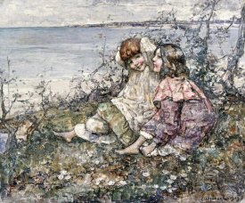 Edward Atkinson Hornel - Summer, Brighouse Bay