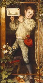 William Holman Hunt - Master Hilary-The Tracer