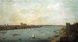 Antonio Joli - The City of Westminster From Lambeth