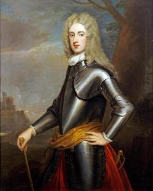 Sir Geoffrey Kneller - Portrait of Brigadier-General Lord William Hay