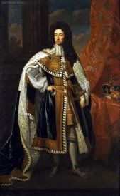 Sir Godfrey Kneller - Portrait of King William III