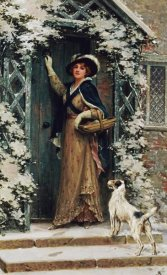 George Sheridan Knowles - Christmas Cheer