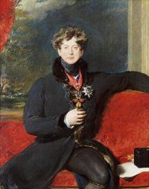 Sir Thomas Lawrence - Portrait of King George IV