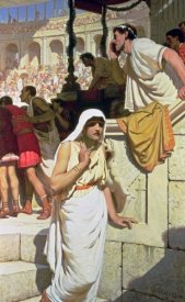 Edmund Blair Leighton - The Gladiators Wife