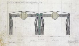 Charles Rennie Mackintosh - Design For An Exhibition