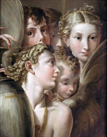 Francesco Mazzola - Five Angels