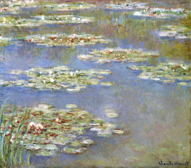 Claude Monet - Nymphéas, 1905