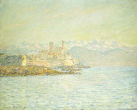 Claude Monet - The Old Fort at Antibes