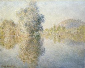 Claude Monet - Early Morning on the Seine at Giverny
