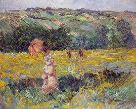 Claude Monet - Limetz Meadow