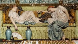 Albert Joseph Moore - Apples