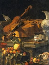 Christoforo Munari - A Violin, a Cello, a Bow, a Sheet