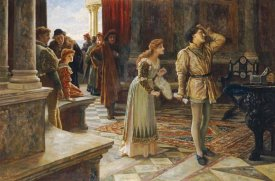 Francis Sydney Muschamp - The Merchant of Venice