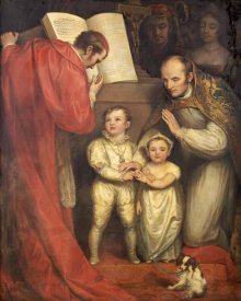 James Northcote - The Marriage of Richard of Shrewsbury