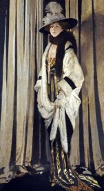 Sir William Orpen - Mrs. St. George