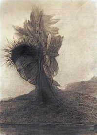 Odilon Redon - The Male Tree