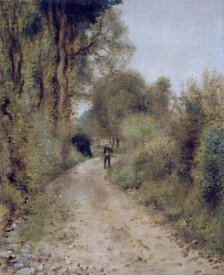 Pierre-Auguste Renoir - On The Path