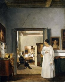 Le Romain - The Atelier of Ingres In Rome