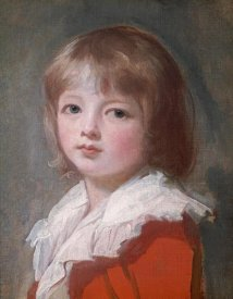 George Romney - Portrait of a Boy
