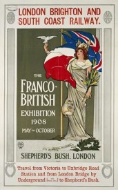 Hill Sifken - The Franco-British Exhibition, 1908