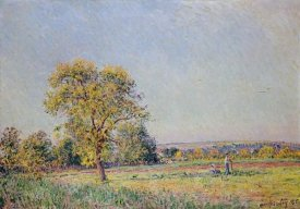 Alfred Sisley - A Summer's Day
