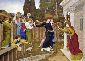 John Roddam Spencer Stanhope - The Shulamite