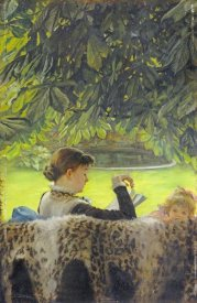 James Jacques Tissot - Quiet