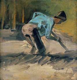 Vincent Van Gogh - Man at Work