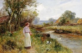 Ernest Walbourn - By The River