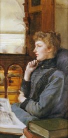 Sir Lawrence Alma-Tadema - Far Away Thoughts