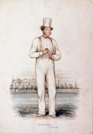 John Corbet Anderson - William Hillyer, at Lords