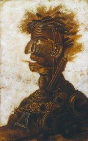 Giuseppe Arcimboldo - The Four Elements - Fire
