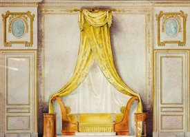 Louis Beraud - Design For An Empire Style Bedroom