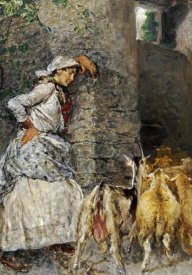 Mose Bianchi - The Shepherdess